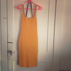 Zara dress. Bought in Barcelona Spain.